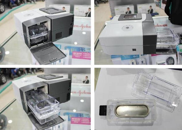 新松DPAP 20 Plus S 家用无创呼吸机