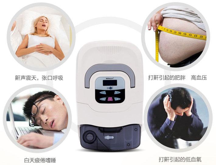 瑞迈特睡眠呼吸机 适用症状