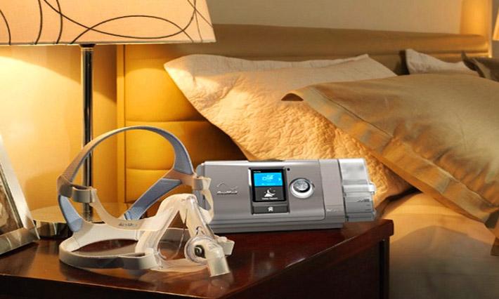 瑞思迈S10家用无创呼吸机全自动双水平