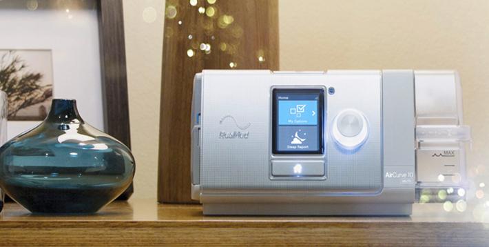 瑞思迈S10家用无创呼吸机