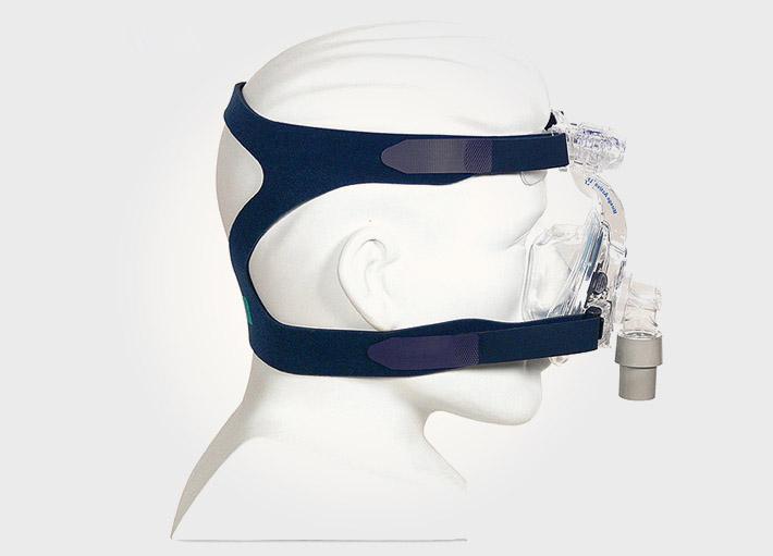 瑞思迈呼吸机原装全能鼻罩 Mirage Activa LT