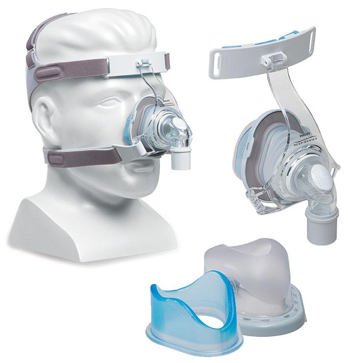 飞利浦伟康呼吸机专用原装TrueBlue鼻面罩