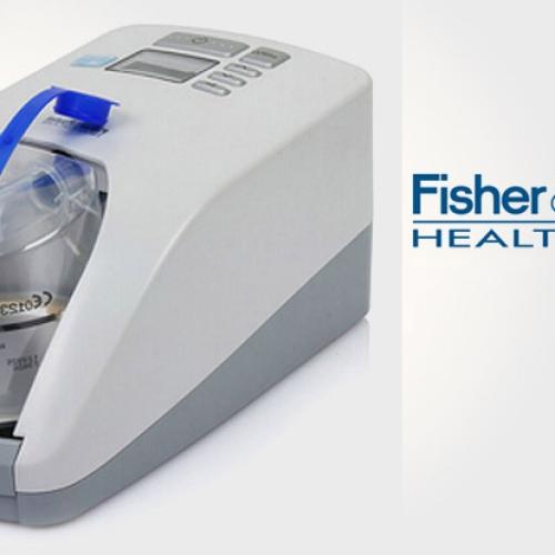 费雪派克HC254单水平家用无创呼吸机