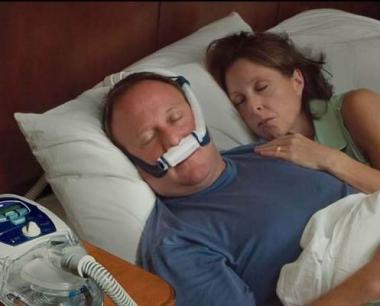 降低血压有效器材-家用呼吸机